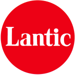 LOGO LANTIC ROUGE